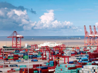 China's imports and exports  increased by 28.5% year-on-year in the first 4 months
